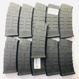 Lot of 11 new Tapco Galil/Golani 5.56mm NATO 30-round capacity black magazines