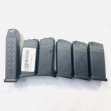 Lot of 6 new Glock 20 10mm magazines