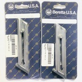 Lot of 2 new Beretta U22 NEOS .22 LR 10-round capacity magazines