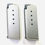 Lot of 2 new Kahr CM40 .40 S&W 5-round capacity magazines