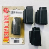 Lot of 4 new & used Ruger 96/94 .44 Mag 4-round capacity magazines