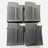 Lot of 4 new SureFire Saiga 12 ga 5-round capacity magazines