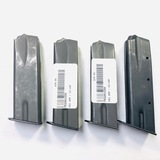 Lot of 4 new FEG Hi-Cap 9mm Unmarked-round capacity magazines