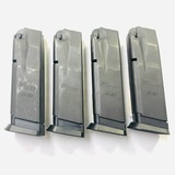Lot of 4 new Sig Sauer P2022 .40 S&W 10-round capacity magazines