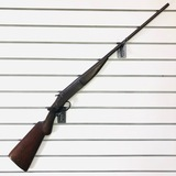 Estate Iver Johnson  single-shot break action shotgun, 410 ga