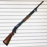 Estate Winchester M12 pump-action shotgun, 12 ga