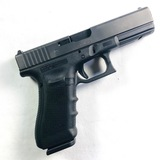 New-in-the-box Glock 17 Gen4 semi-automatic pistol, 9mm cal