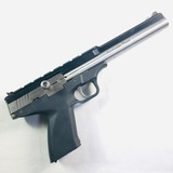 Like-new Excel Arms Accelerator MP-17 semi-automatic pistol, .17 HMR cal