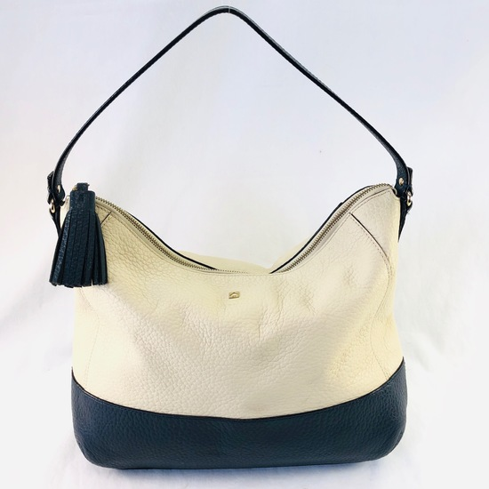 Authentic estate Kate Spade leather shoulder bag