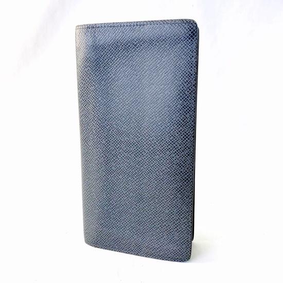 Authentic estate Louis Vuitton leather wallet