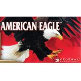 Lot of 500 rounds of boxed American Eagle .223 Rem 55 grain FMJ ammo in a plastic ammo can