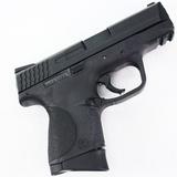 Estate Smith & Wesson M&P40c semi-automatic pistol, .40 S&W cal