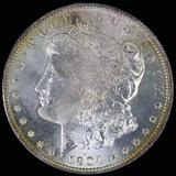 1904-O U.S. Morgan silver dollar