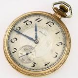 Circa 1922 17-jewel Elgin open-face pocket watch