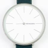 Estate Skagen stainless steel wristwatch