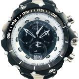 Estate Invicta Venom stainless steel chronograph wristwatch