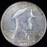 1947-S Philippines silver MacArthur commemorative peso