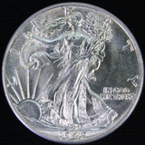 1942 U.S. walking Liberty half dollar