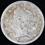 1885 U.S. V nickel