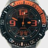 Estate Sturling Original stainless steel wristwatch