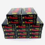 Lot of 320 rounds of boxed TulAmmo .223 Rem 62 grain HP steel ammo