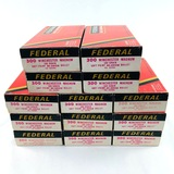 Lot of 260 rounds of boxed Federal .300 Win Mag 180 grain soft point ammo