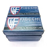 Lot of 300 rounds of boxed Fiocchi .380 ACP 95 grain FMJ ammo