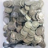 Lot of 260 cull U.S. buffalo nickels