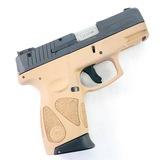 Estate Taurus Millennium PT111 G2 semi-automatic pistol, 9mm cal