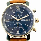 Estate Fossil Rhett stainless steel chronograph wristwatch