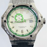 Estate Android Emprise automatic stainless steel wristwatch