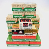 Lot of 600 rounds of boxed 12 ga field & target ammo from several manufacturers