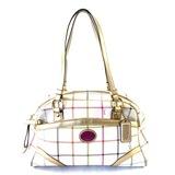 Authentic estate Coach leather handbag