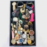 Lot of 36 estate wristwatches