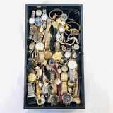 Lot of 68 estate wristwatches
