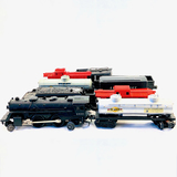 Lot of 9 vintage Lionel O-scale model train cars