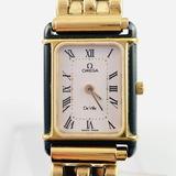 Authentic vintage Omega Deville wristwatch