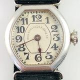 Estate C. Bonny Company platinum wristwatch