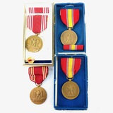 Lot of 4 U.S. military medals