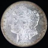 1878-S U.S. Morgan silver dollar
