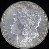1894-O U.S. Morgan silver dollar
