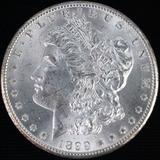 1899-O U.S. Morgan silver dollar