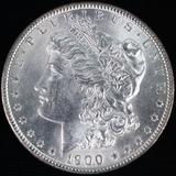 1900-O U.S. Morgan silver dollar