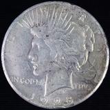 1928 U.S. peace silver dollar