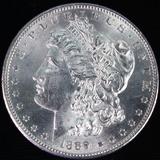 1889-S U.S. Morgan silver