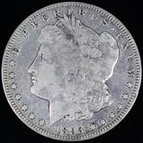 1893-O U.S. Morgan silver dollar