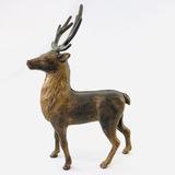 Vintage deer still bank
