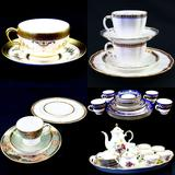 Lot of several pieces of better china