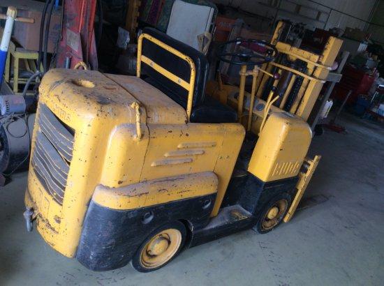 Allis Chalmers Buda Forklift | Heavy Construction Equipment