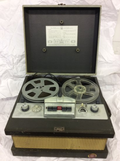 Voice of Music Reel to Reel
